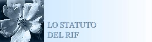 lo statuto del registro italiano di floriterapia